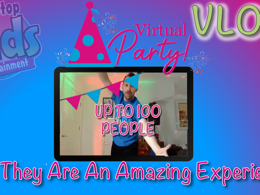 Virtual Parties And Why They Are An Amazing Experience - Vlog