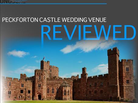 PECKFORTON CASTLE WEDDING VENUE - REVIEWED
