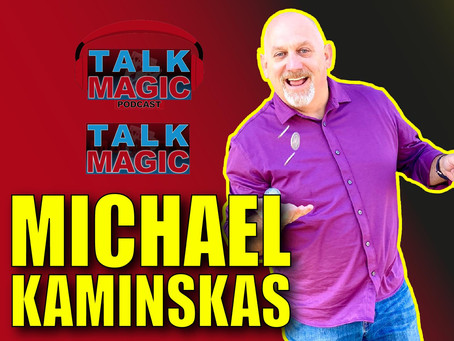 Michael Kaminskas | Talk Magic With The King Of The Cups
