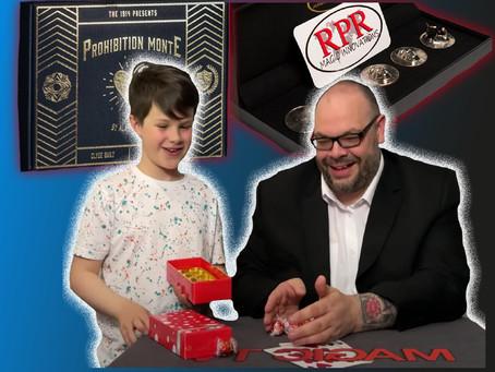 Reviewing PROHIBITION MONTE & More Magic Tricks! | Magic Review Show