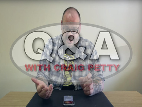 Elitism In Magic, YouTube Marketing, Virtual Shows, Lectures and More | Q&A With Craig Petty