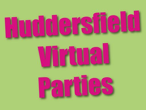 Huddersfield Virtual Parties | Virtual Party Entertainment 2021