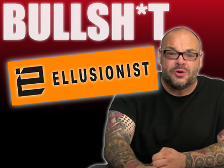 Ellusionist Rant - Lets Talk About This Bull S*** With Ellusionist and Kickstarter | Magic Rant