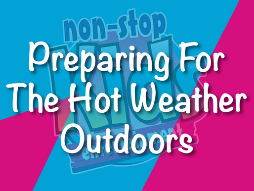 Preparing For The Hot Weather Outdoors | Garden Party Entertainment 2021