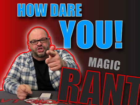 Is He As Bad As Justin Flom and The Masked Magician? | Magic Rant With Craig Petty