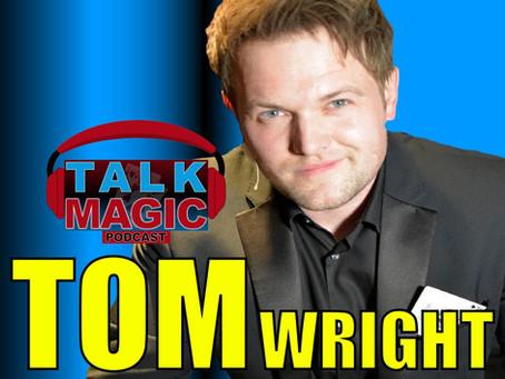 Tom Wright | The Undisputed King Of Thread Magic Talks Magic