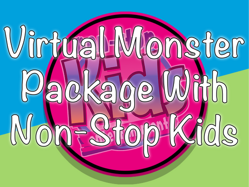Virtual Monster Package With NSK | Virtual Parties 2020