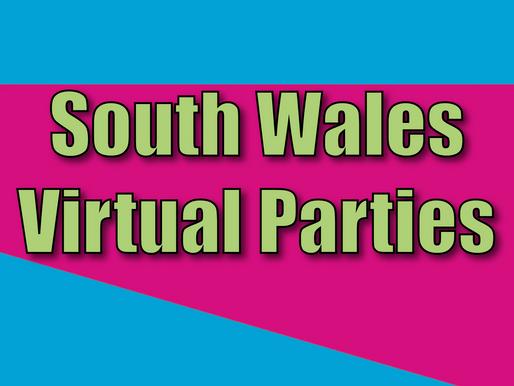 South Wales Virtual Parties | Virtual Party Entertainment 2021