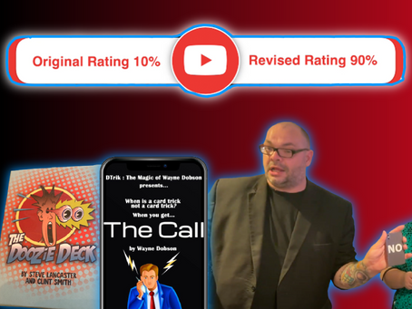 Review Show Revisited Episode 2 | The Call by Wayne Dobson & The Doozie Deck by Steve Lancaster