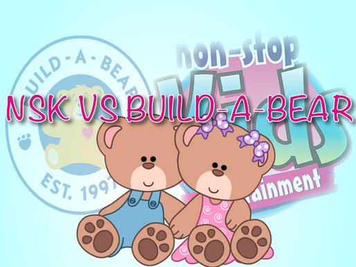 Build A Bear VS Non Stop Kids Entertainment
