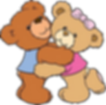 Teddy illustration design