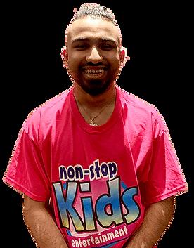 non stop kids entertainer
