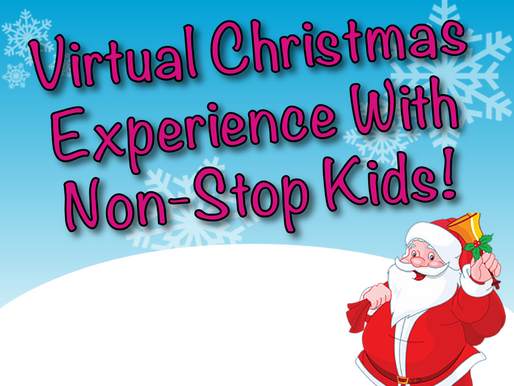 Virtual Christmas Experience With NSK | Virtual Parties 2020