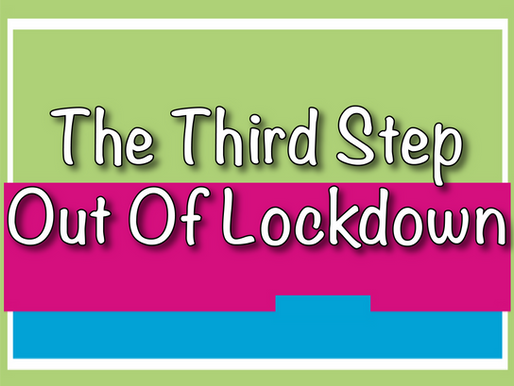 The Third Step Out Of Lockdown | Children's Entertainment 2021