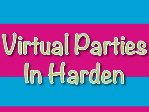 Virtual Parties In Harden | Virtual Party Entertainment 2021