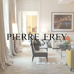 Pierre Frey éditeur tissus d'ameublement