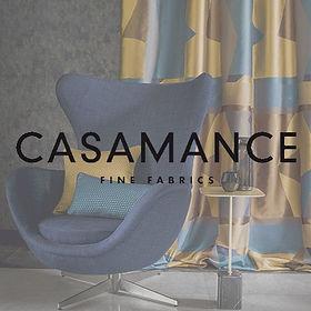 Casamance éditeur Tissus d'ameublement
