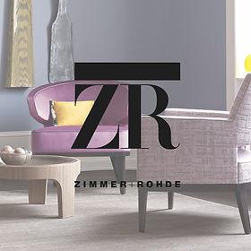 Zimmer & Rohde éditeur tissus d'ameublement