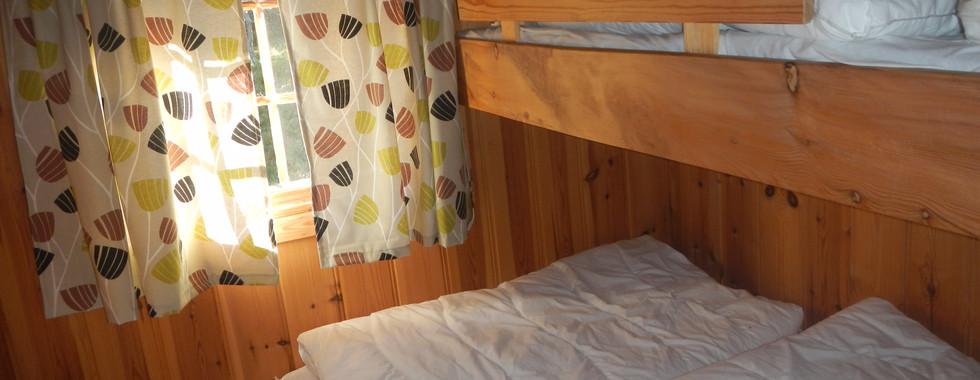 Dobbeltrom med ekstra seng