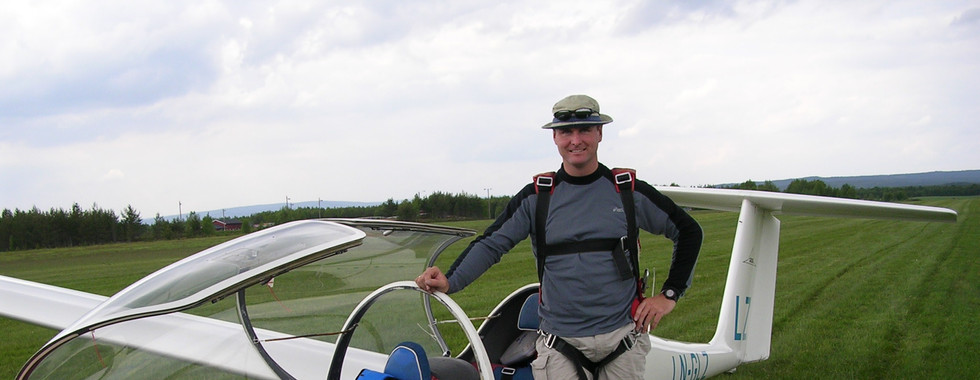 Starmoen - Norges Seilflysenter
