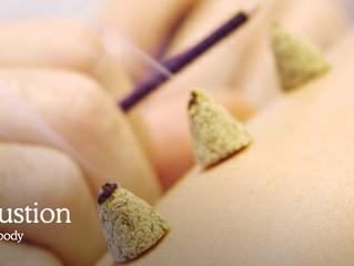 Efek Terapi Moxibustion (Kyu)