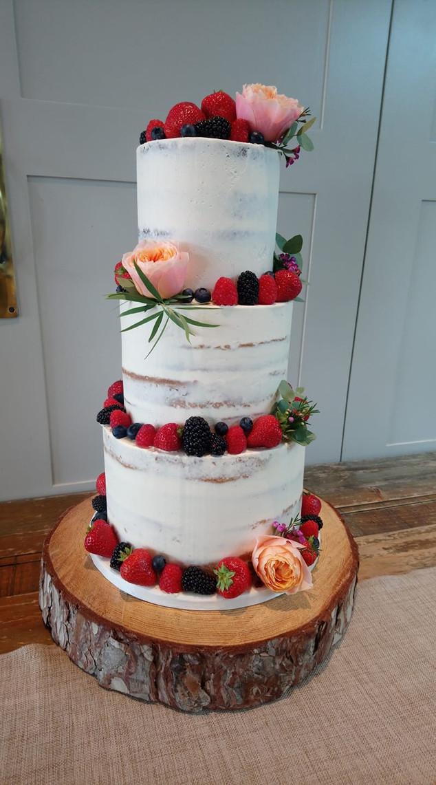 rustic-semi-naked-wedding-cake-fresh-fru