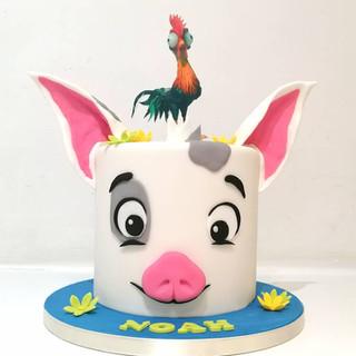 PUA Cake