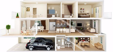 Design Rezolution offers three builder packages:Essentials Package,Luxis Package andExecutive Package. Werespect and work with all budgets. full house: living room, dining room, lobby, master bedroom, 2-3 bedrooms, bonus room recroom, ensuite washroom, 2-3 bathrooms