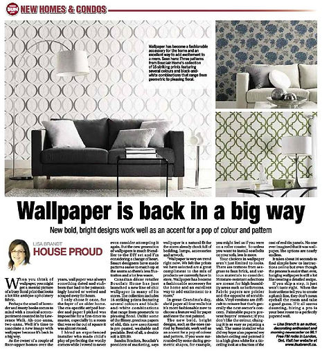 Let your wall décor & design stand out with unique residential wallpapers from Design ReZolution. ​ Wallpaper is a great way to add visual interest to your home, especially with our range of patterns, colours and textures available for your living, dining, bedroom, kitchen, and any area of your home. With some planning and patience, we can easily wallpaper an entire room to add drama or select one wall (or ceiling) to accentuate. Our extensive collection will inspire you to express your style while creating a feeling of depth and space. ​