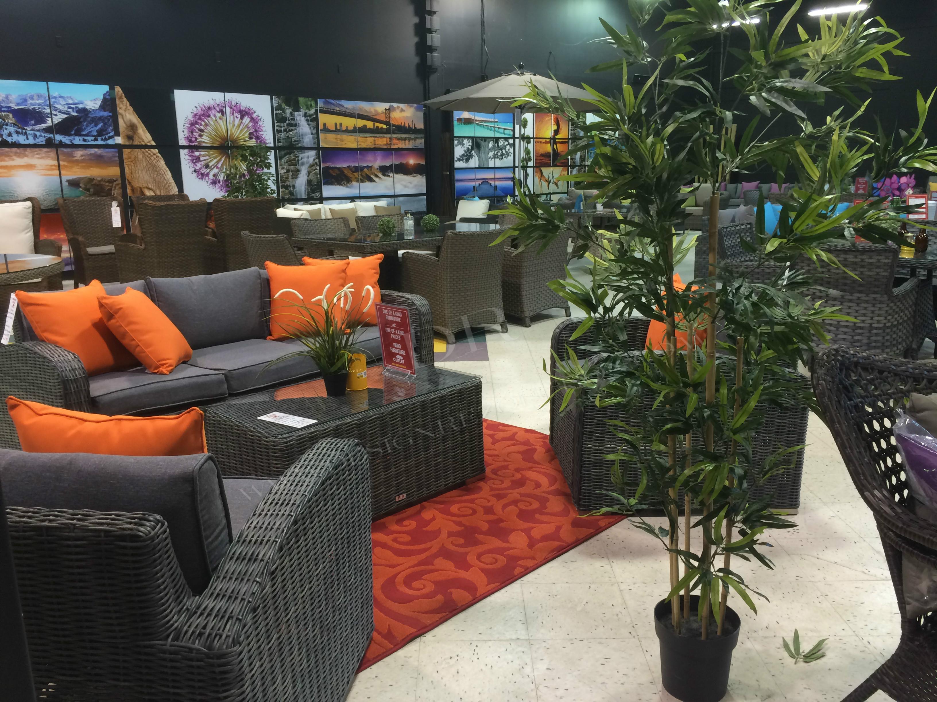 Edmonton retail store makeover decor