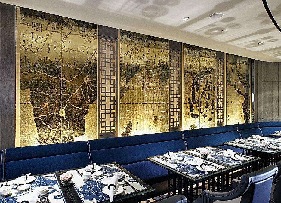LRF Designers Limited - Mandarin Oriental Jakarta Li Feng