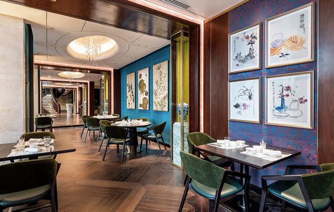 LRF Designers | Mandarin Oriental Doha – Liang