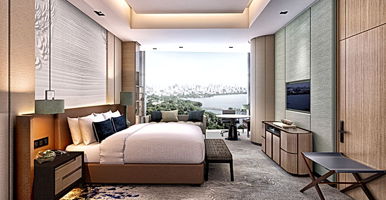 5. Hilton Hangzhou - KING BEDROOM 201706