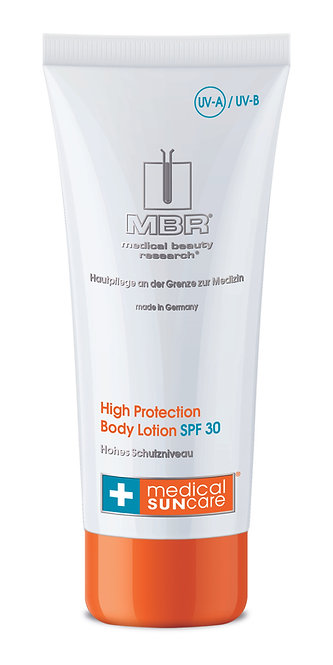 High Protection Body Lotion SPF30