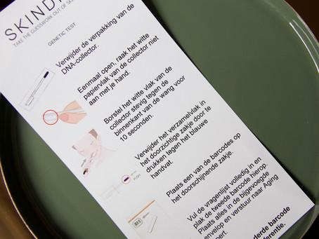 NIEUW BIJ SKINTOLOGY // De SkinDNA™ test