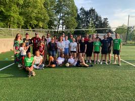 Drittes Familien- und Freundefest Abteilung Volleyball am 17.07.2021