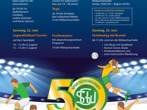50 Jahre SGW - Festwoche vom 17.-23.06.2019