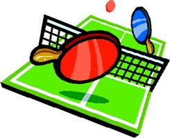 Auf zum Tischtennis Jedermann-Turnier