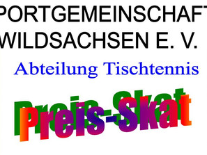 Abteilung TT - Preis-Skat