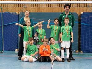 3. Platz der F2-Jugend beim Süwag Cup in Kelsterbach
