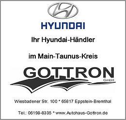 R.P. Gottron GmbH Hyundai-Vertragshändler