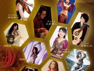 10月1日(日)茨城でのイベントで踊ります!
