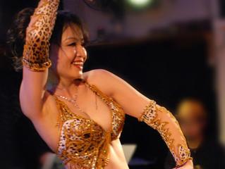 ダンスアラベスク dancearab.comのホームページと繋がりました