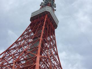 トルコ民族舞踊と東京タワーと渋谷と