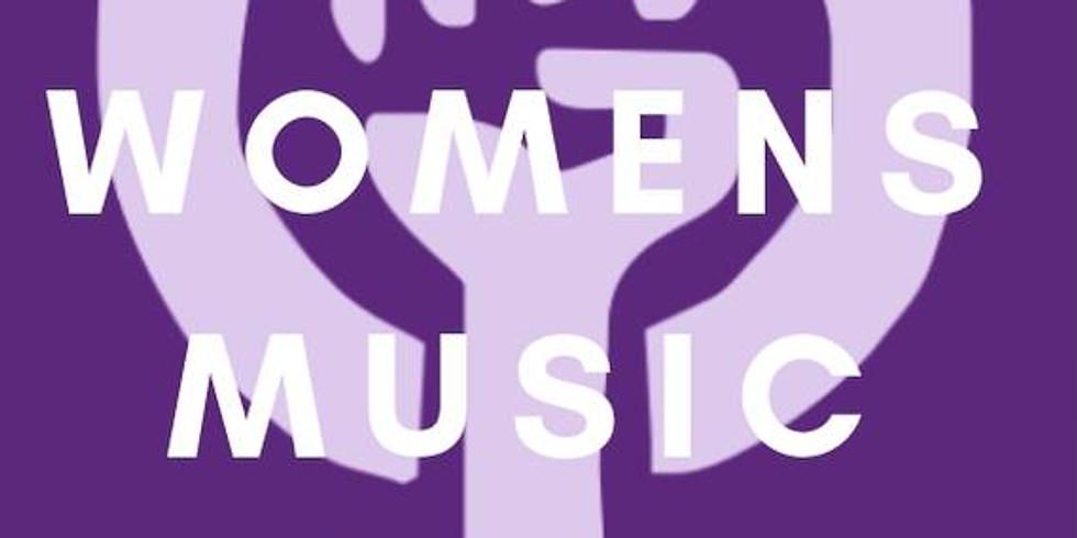 Women & Allies Music Night + Social Distance