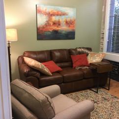 Allison's office