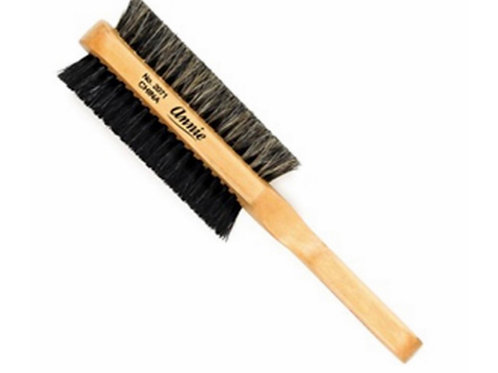Doubled Sided Hard & Soft Brittle Brush