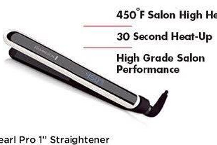 "1"" Inch Ceramic Flat Iron Salon Quality"