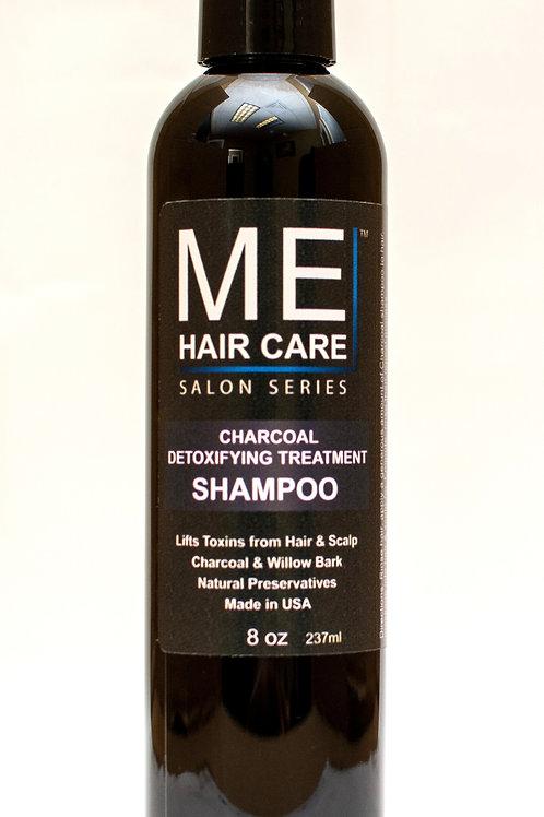ME Activated Charcoal Detoxifying Shampoo