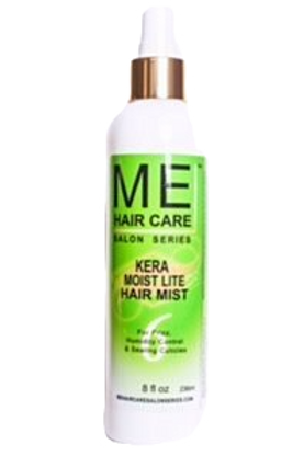 Kera Moist Lite Hair Mist Step 6